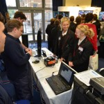 BT apprentices showing young students that engineering is a great career with plenty of opportunities