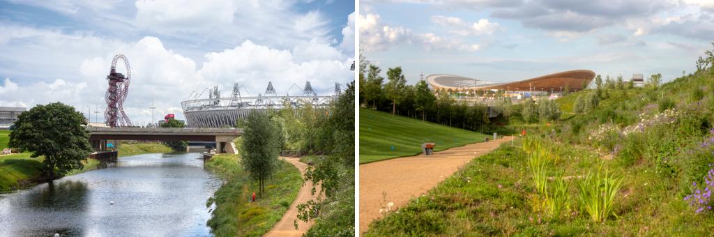 London 2012 legacy transformation