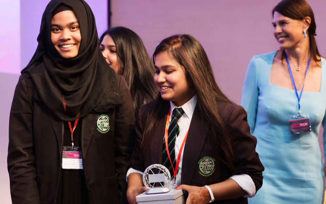 Have you registered your school for the 2018 TeenTech Awards? We have a new Data Science Award!
