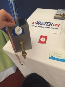 The eWaterTap provides safe water management solutions for rural Africa