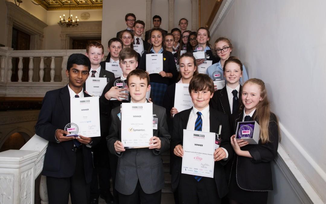TeenTech Awards 2016 Winners