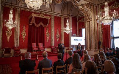 TeenTech@Buckingham Palace